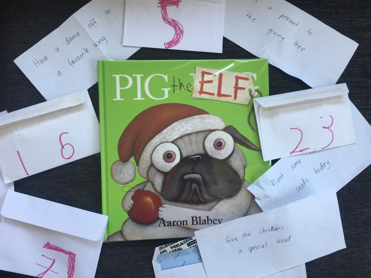 Pig the Elf by AaronBlabey