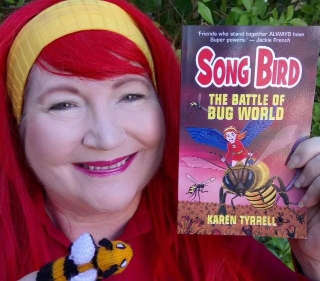 Karen Tyrrell Bug World