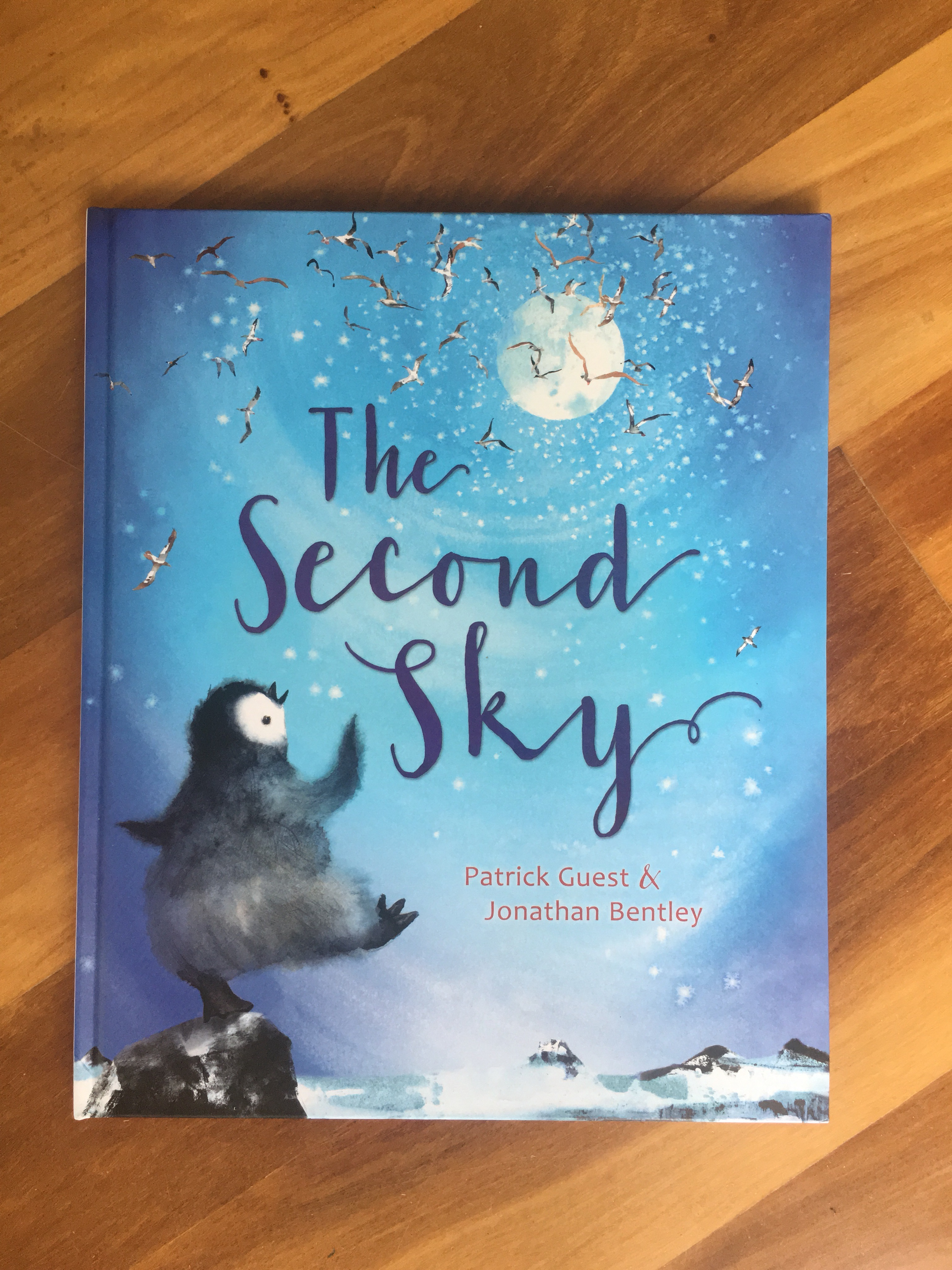The second sky by Patrick Guest and Jonathon Bentley – Educate Empower