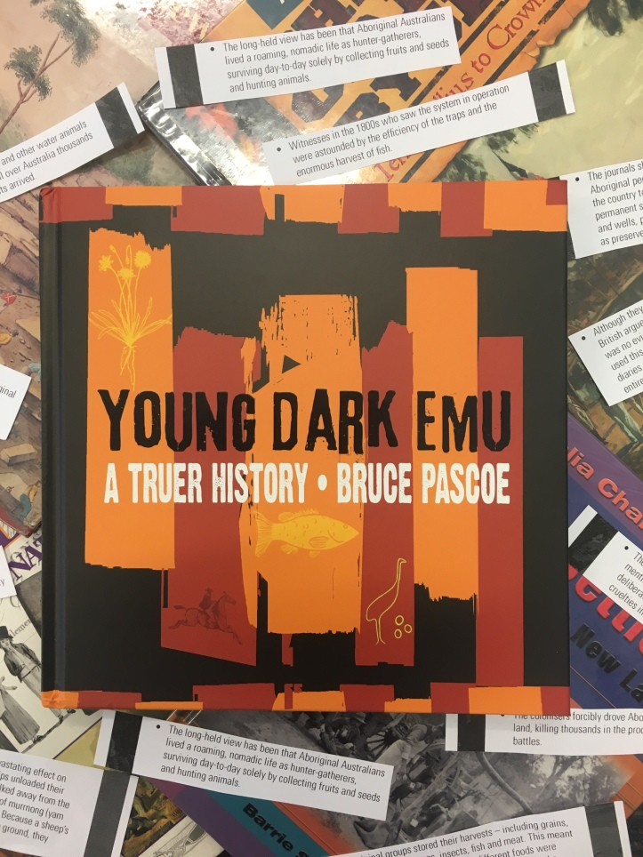 Young Dark Emu  A truer history by Bruce Pascoe – Educate Empower